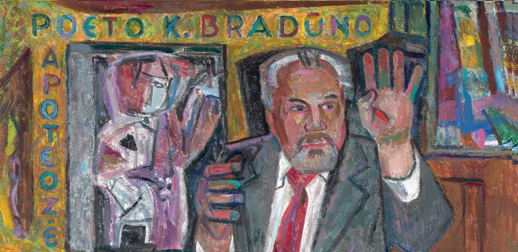 K.Bradūnas