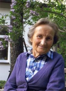 Taida Balčiūnienė (1925 11 03–2018 02 22)