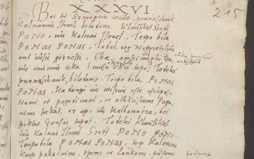 kleino-irasas-bretkuno-biblioje-zodis-tewike-7-eilute-79708901