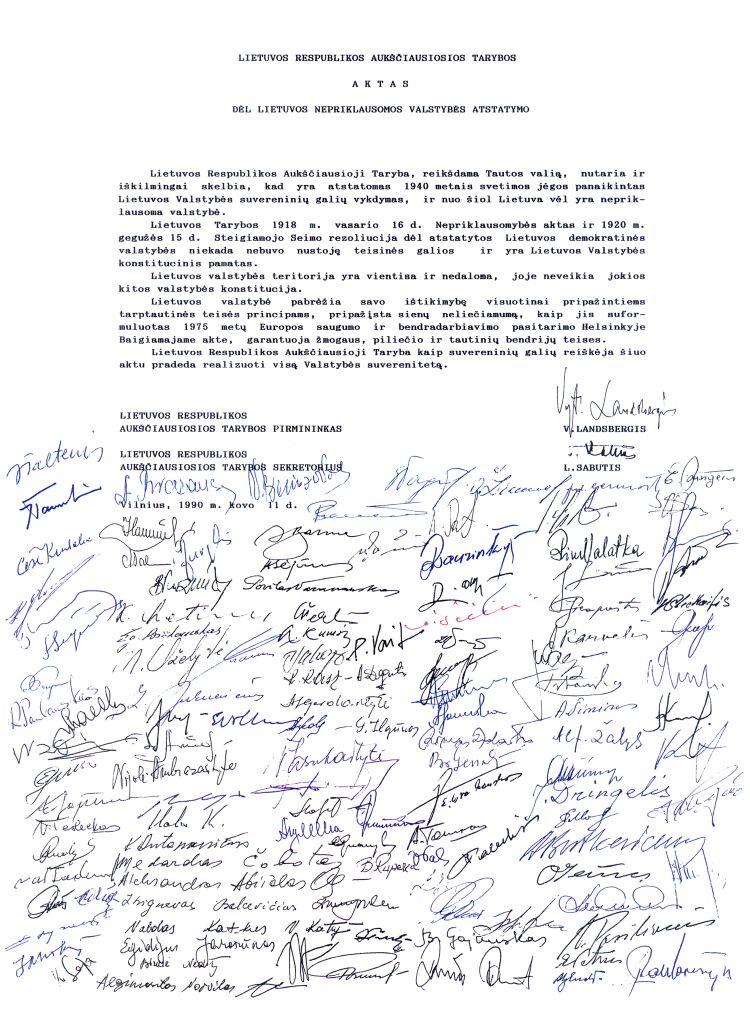 Lietuvos-nepriklausomos-valstybes-atstatymo-aktas